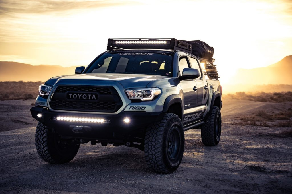 The 4 Best Roof Racks For Toyota Tacomas