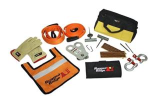 ATV recovery kit