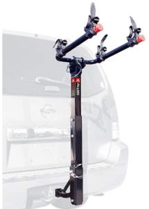 allen sports hitch mounted bike rack
